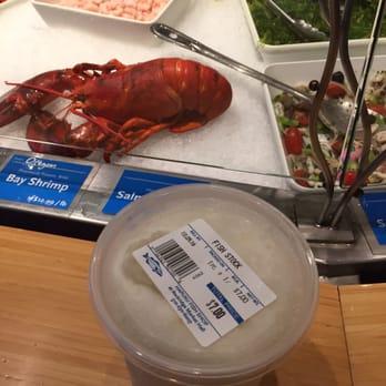 Photo of Hapuku Fish Shop - Oakland, CA, United States. A quart of fish stock for the Bouillabaisse I made!