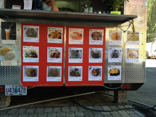 Bangkok thai stark downtown portland or united for Aroy thai cuisine portland or