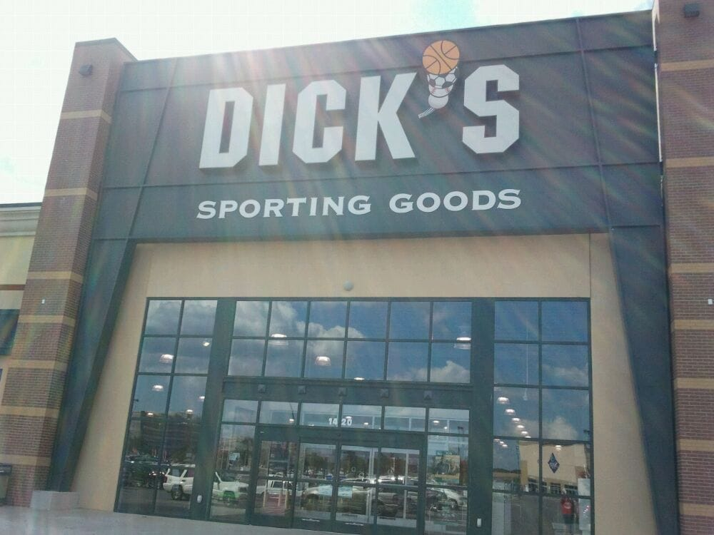 Dick s sporting goods sporting goods 1420 higdon ferry for Dicks sporting goods fishing