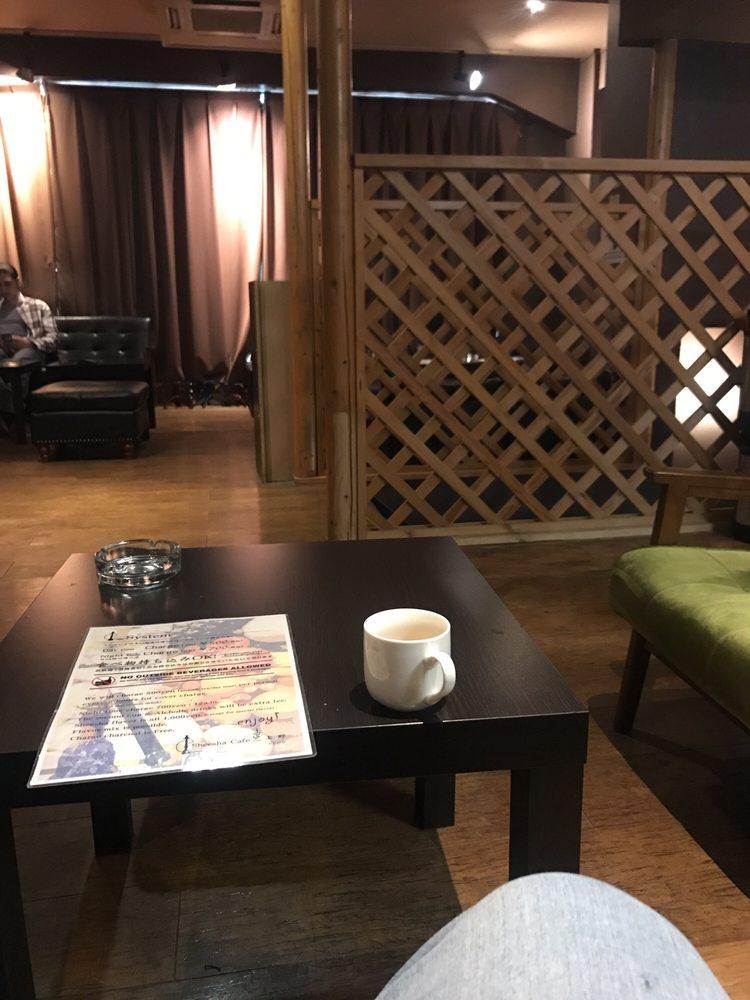 Shisha Cafe Dubai Ueno