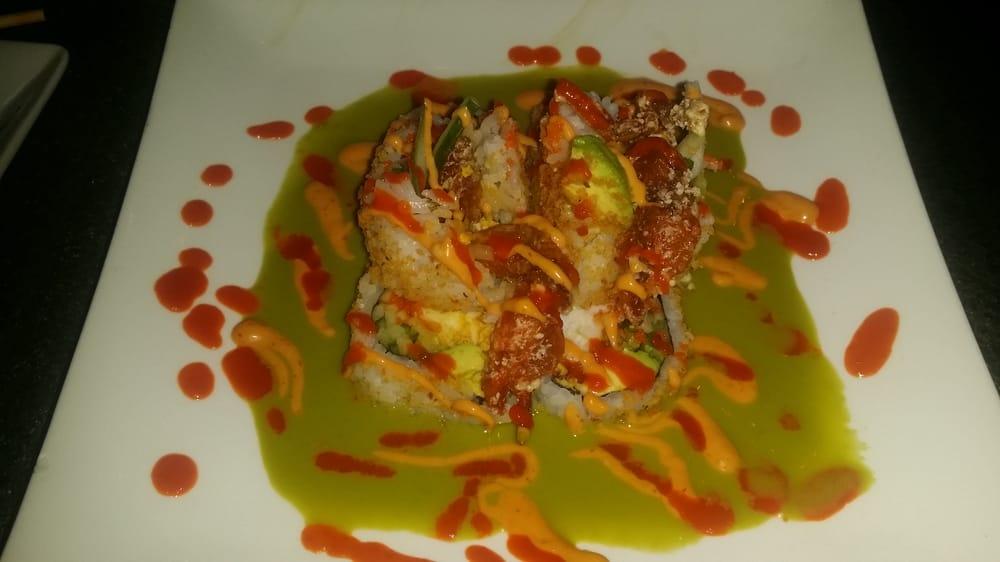 photo of sushi garden tucson az united states i got the zombie - Sushi Garden Tucson