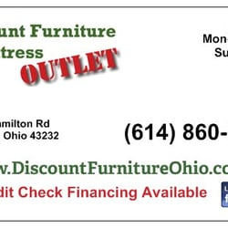 Photo Of Discount Furniture U0026 Mattress Outlet   Columbus, OH, United States