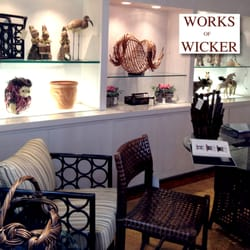 Photo Of Works Of Wicker   San Mateo, CA, United States. Inside Works