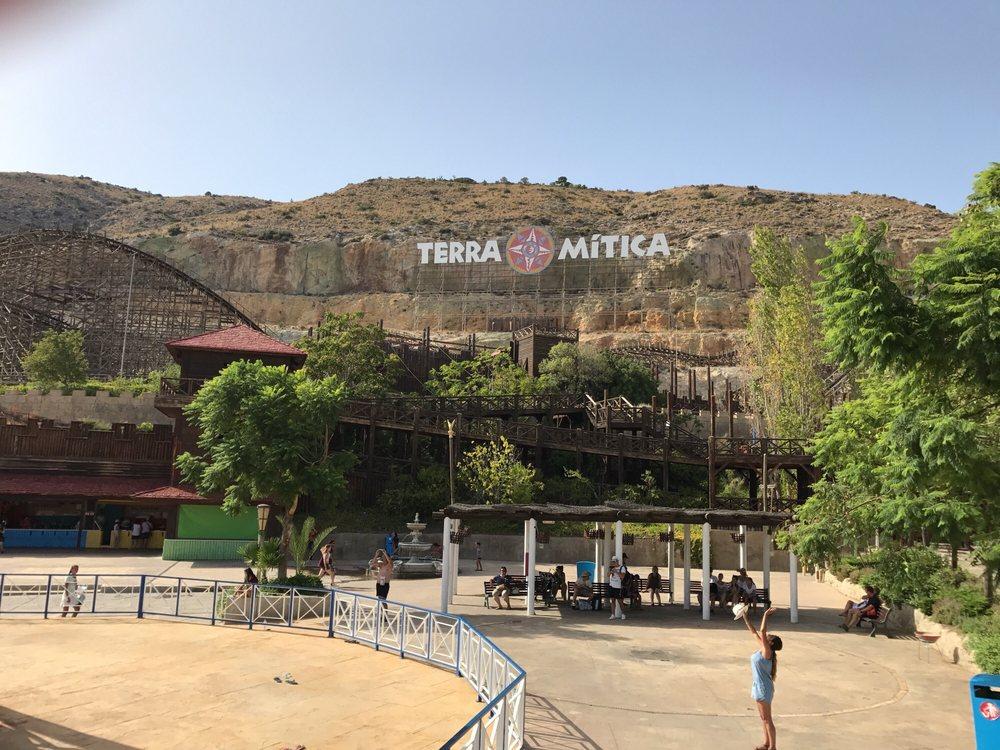 Terra Mítica: Partida del Moralet, s/n, Benidorm, A