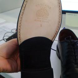 Photo Of Pavlos Shoe Repair New York Ny United States Left