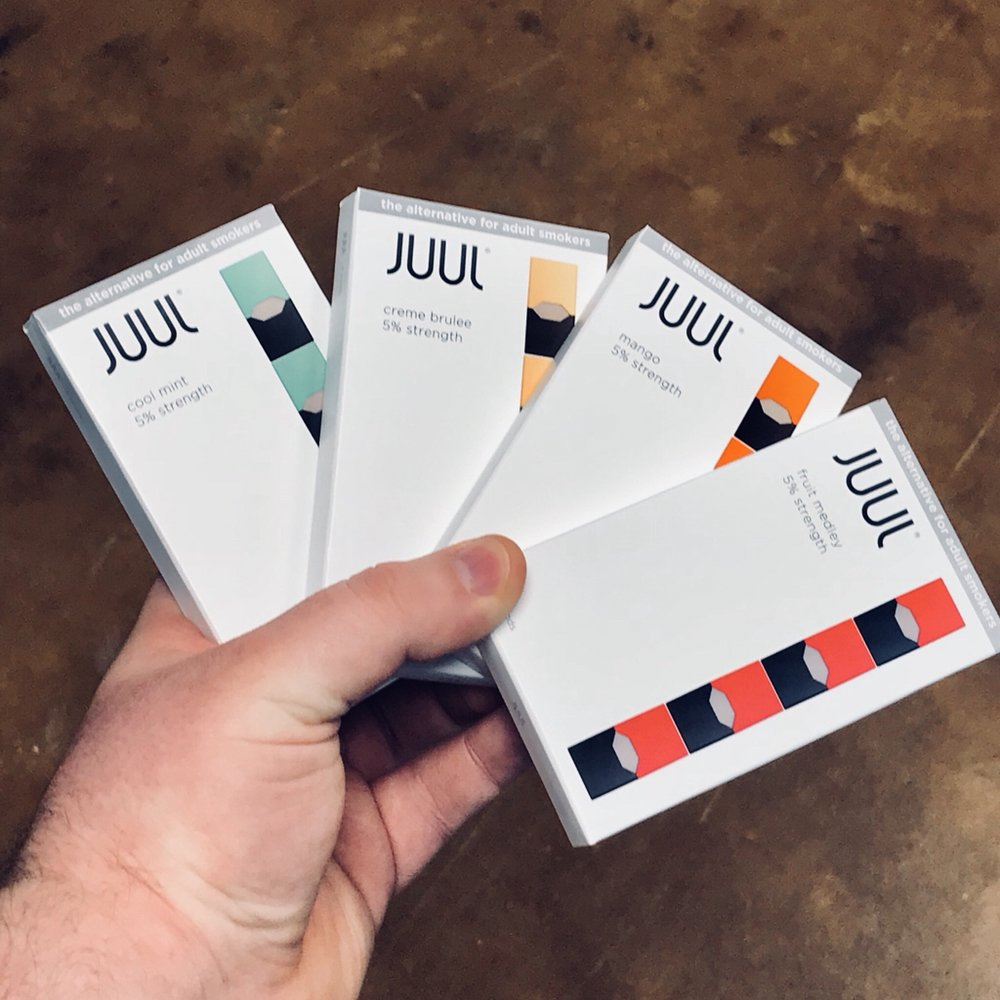 Juul pods now available!!! - Yelp
