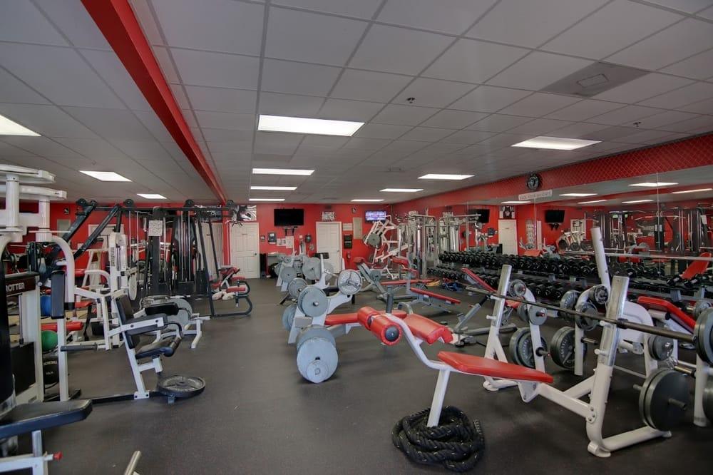Lift More Fitness: 13484 Chambord St, Brooksville, FL