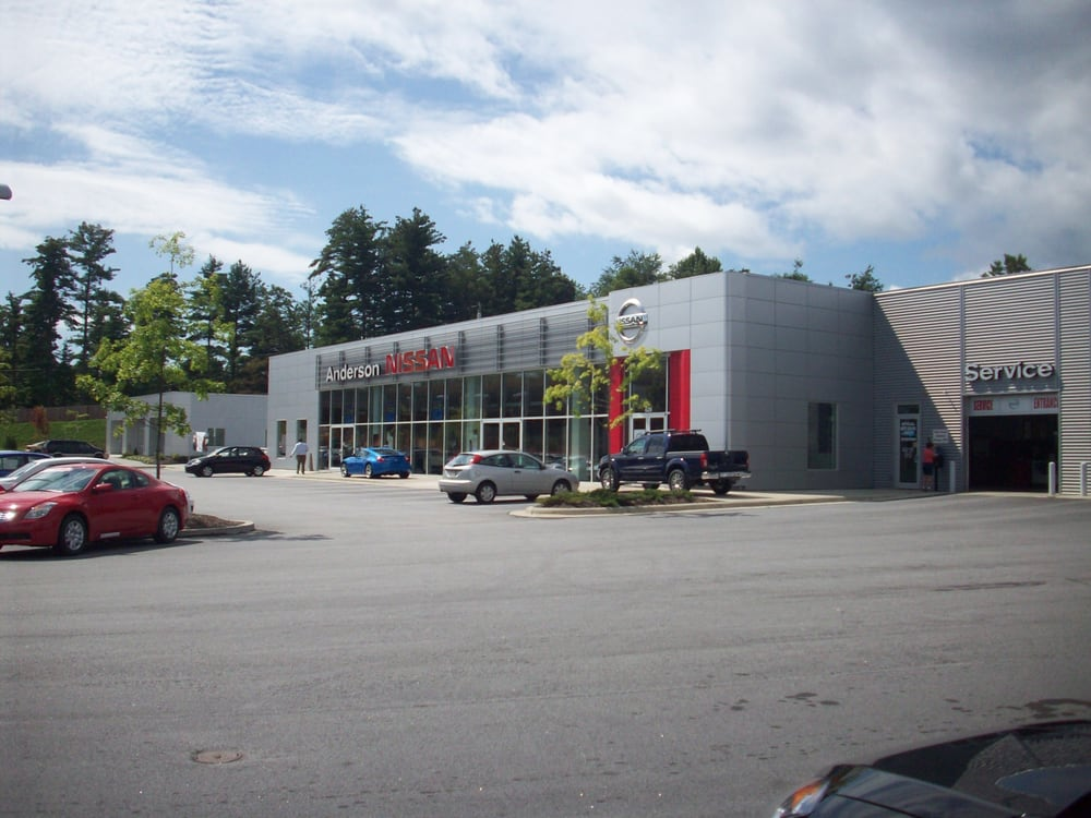 Fred Anderson Nissan of Asheville 19 Reviews