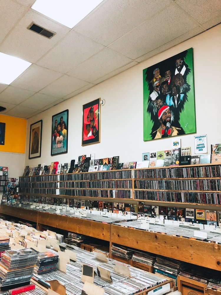 Memory Lane Cd's and Records: 2809 Walters Ln, District Heights, MD