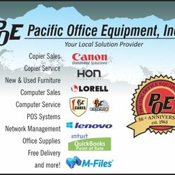 Photo Of Pacific Office Equipment Port Angeles Wa United States