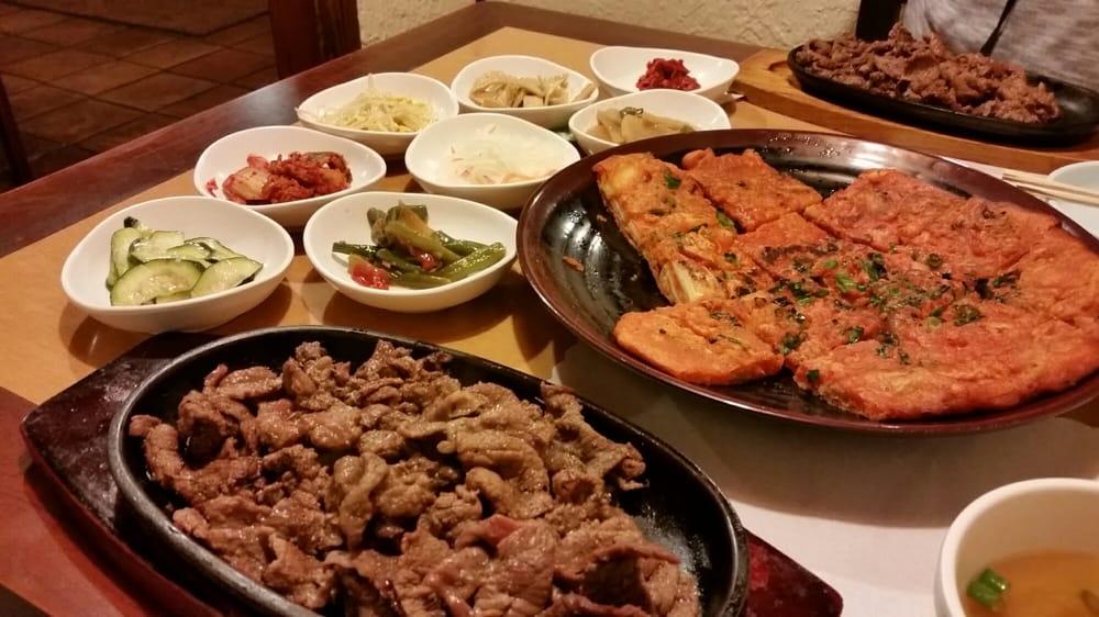 New Korea Restaurant Marina Ca