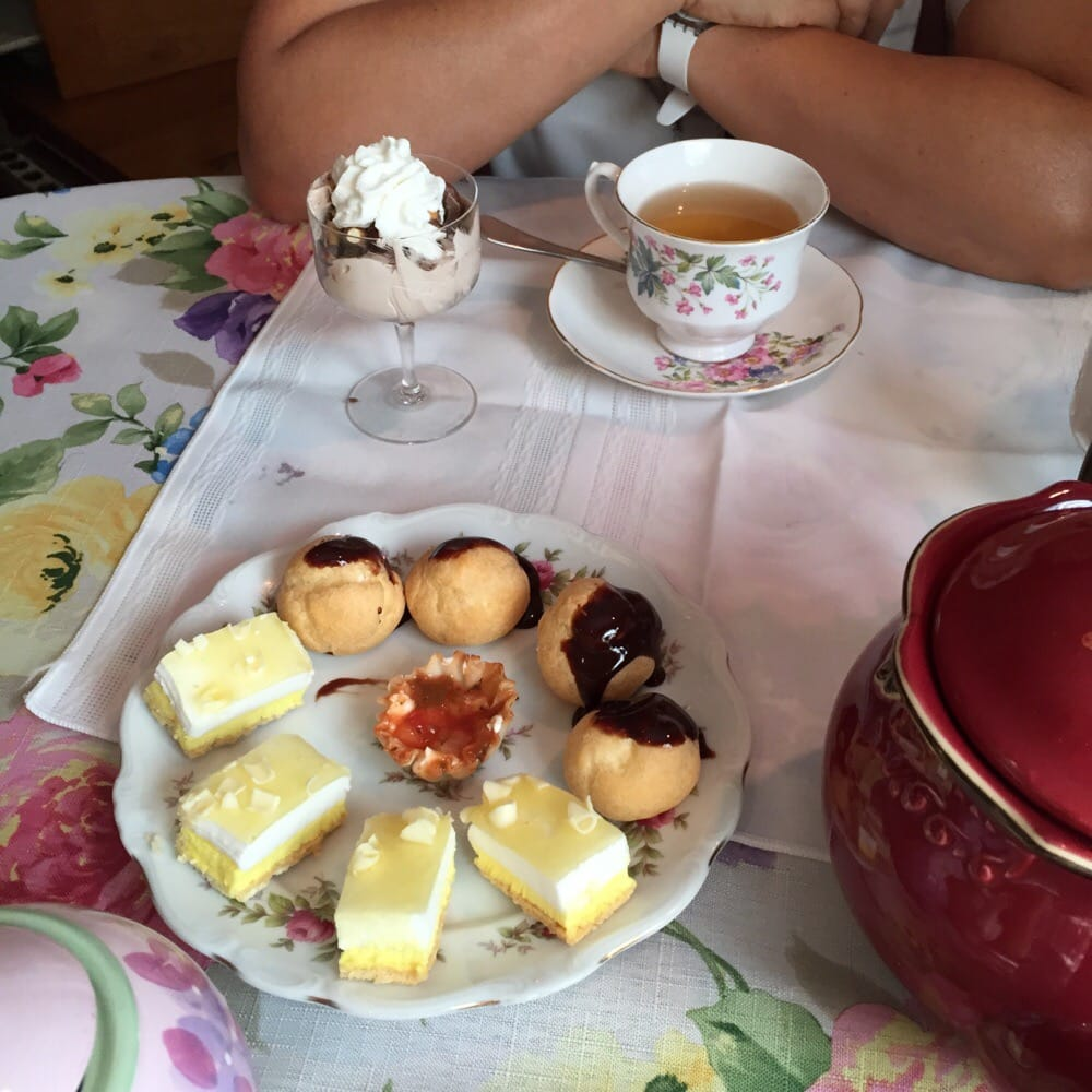 Victorian Tea House Cafe Hasbrouck Heights Tea House