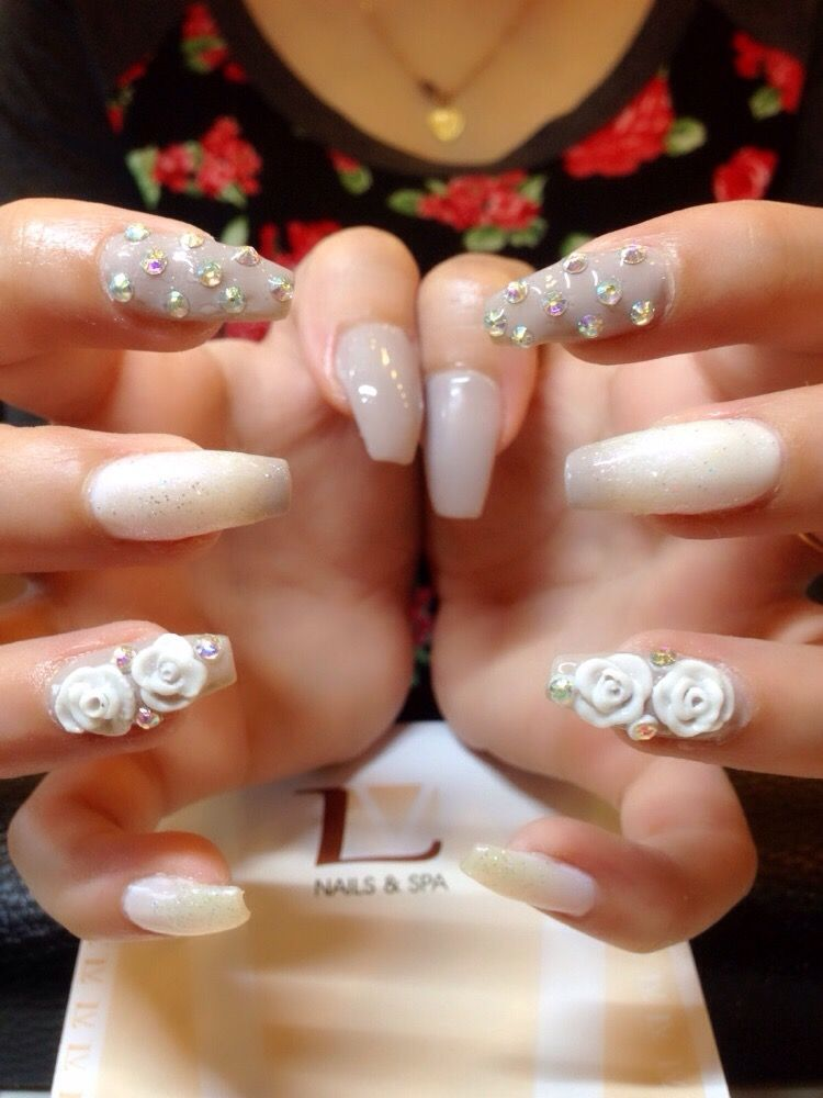 Photos for LV Nails & Spa - Yelp