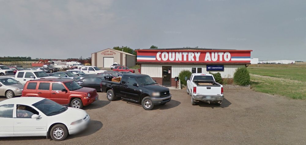 Country Auto: 4225 N Broadway, Minot, ND
