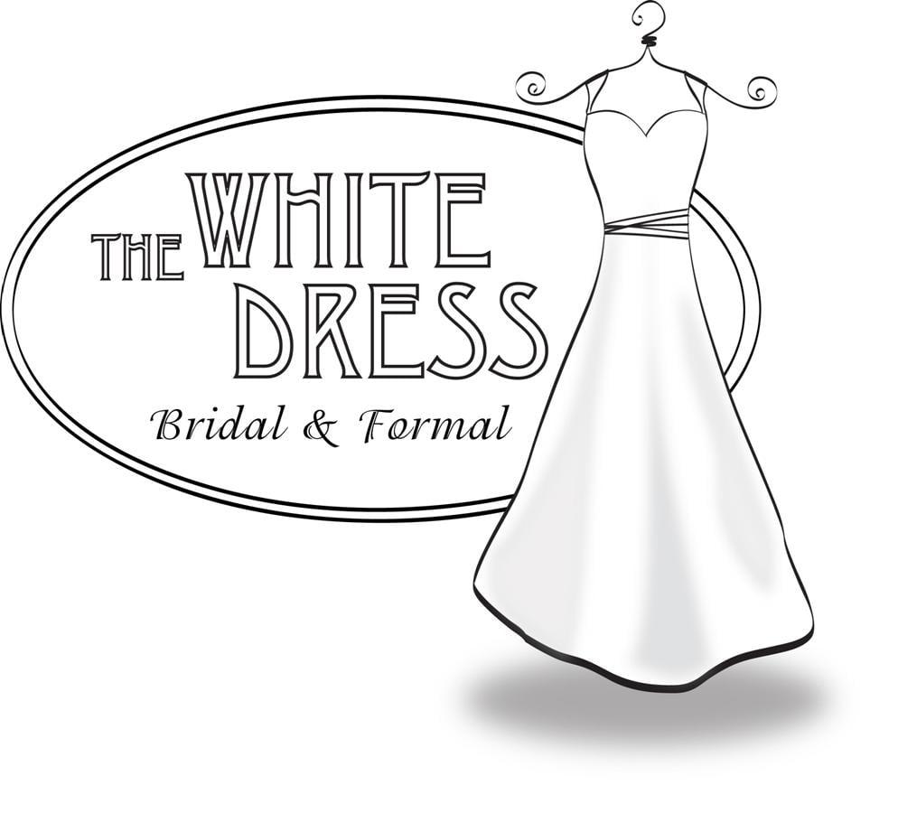 White dress bridal wichita