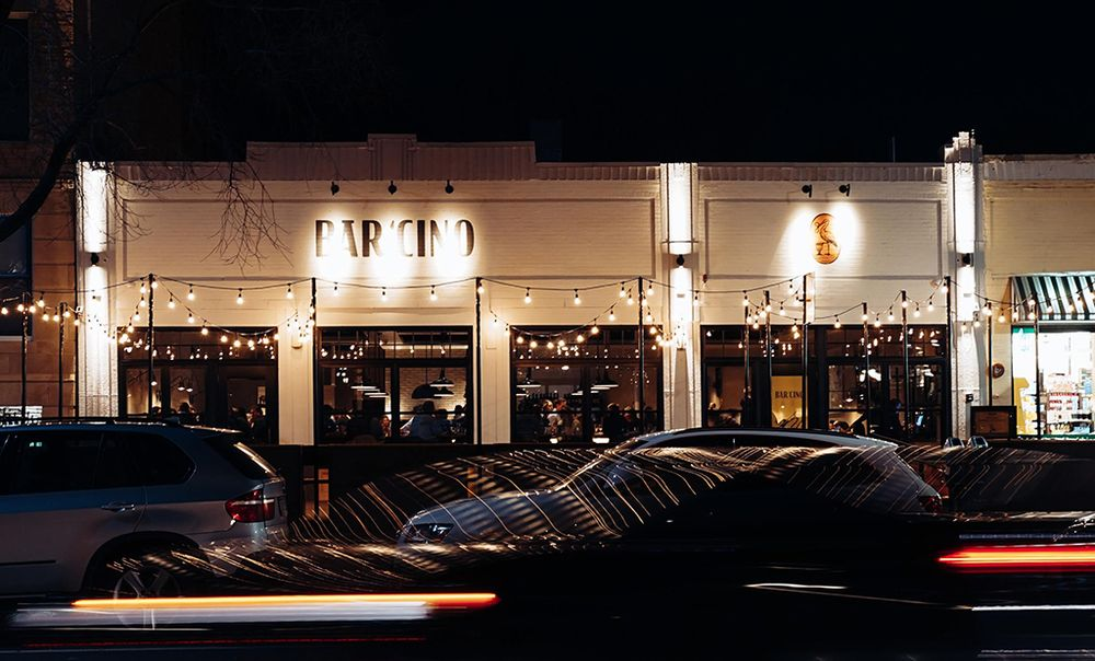 Bar 'Cino: 1032 Beacon St, Brookline, MA