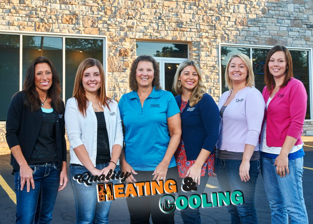 Quality Heating & Cooling: 613 N Main St, North Canton, OH