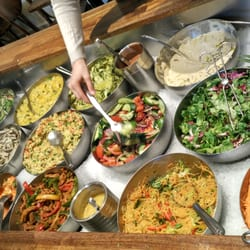 hermans vegetariska restaurang pris