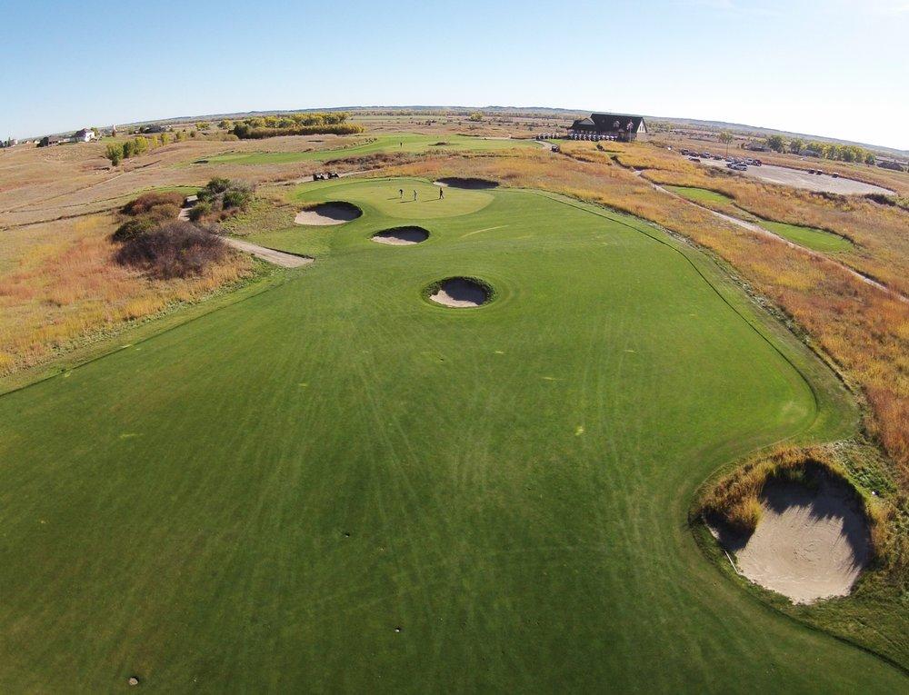 Wild Horse Golf Club: 40950 Road 768, Gothenburg, NE