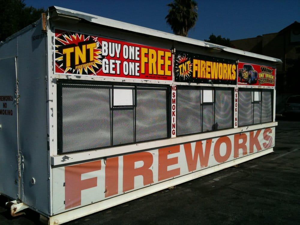 TNT Fireworks Shacks: 6252 N Rosemead Blvd, Temple City, CA