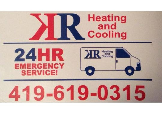 K & R Heating and Cooling: 3764 Eagleville Rd, Fostoria, OH