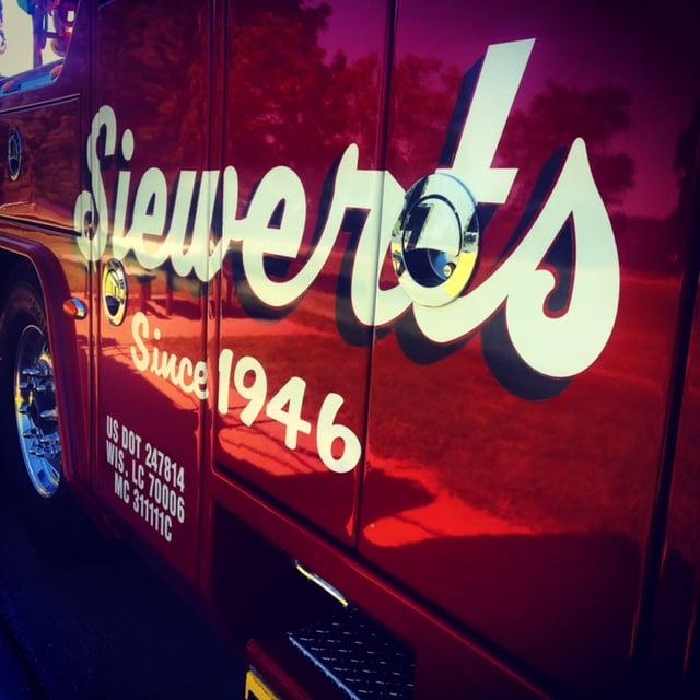 Siewerts Garage: 3424 N Service Dr, Red Wing, MN