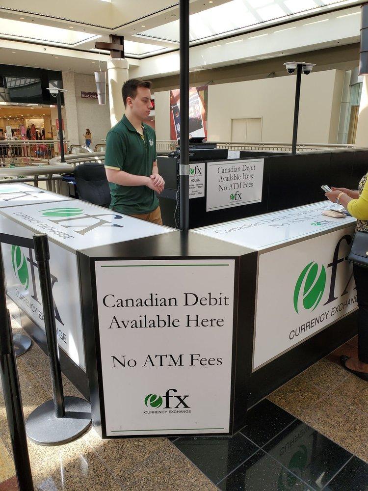 EFX Walden Galleria Currency Exchange: Cheektowaga, NY