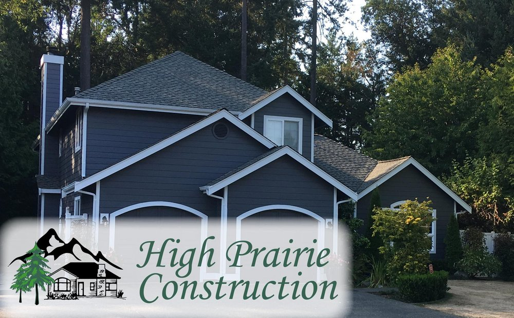High Prairie Construction: Graham, WA