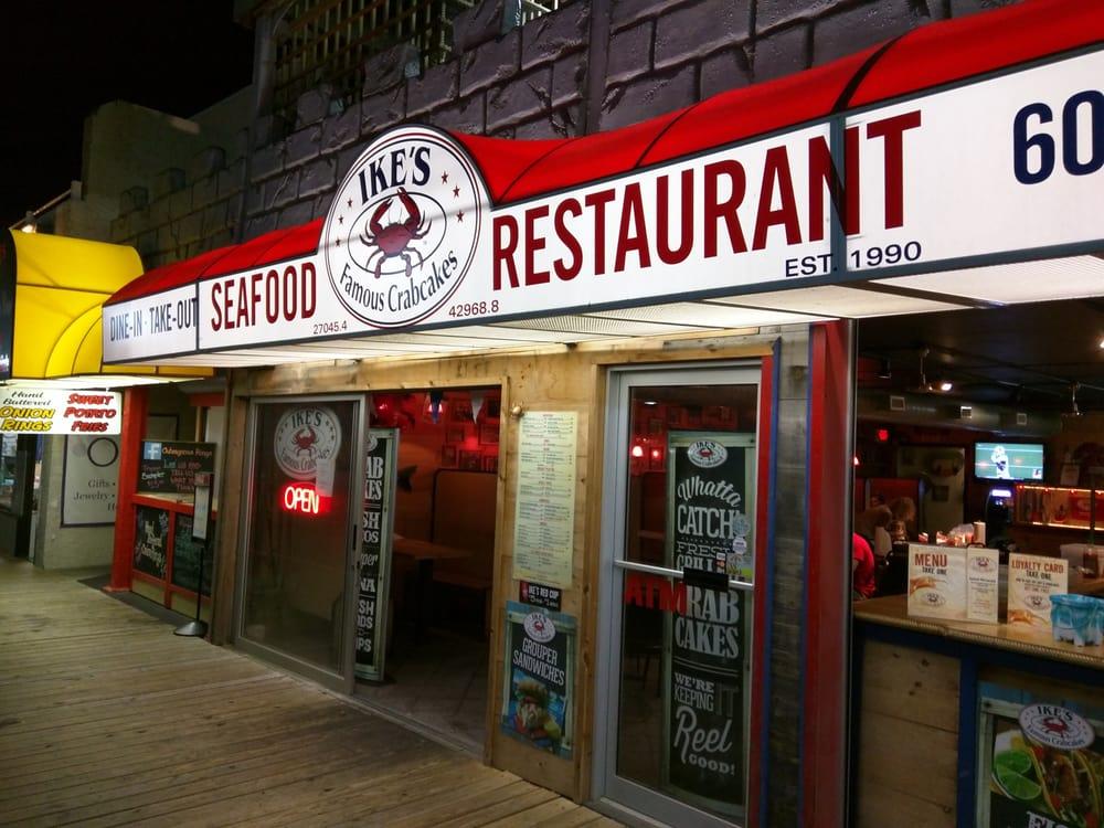 Ike S Famous Crab Cakes Ocean City Nj