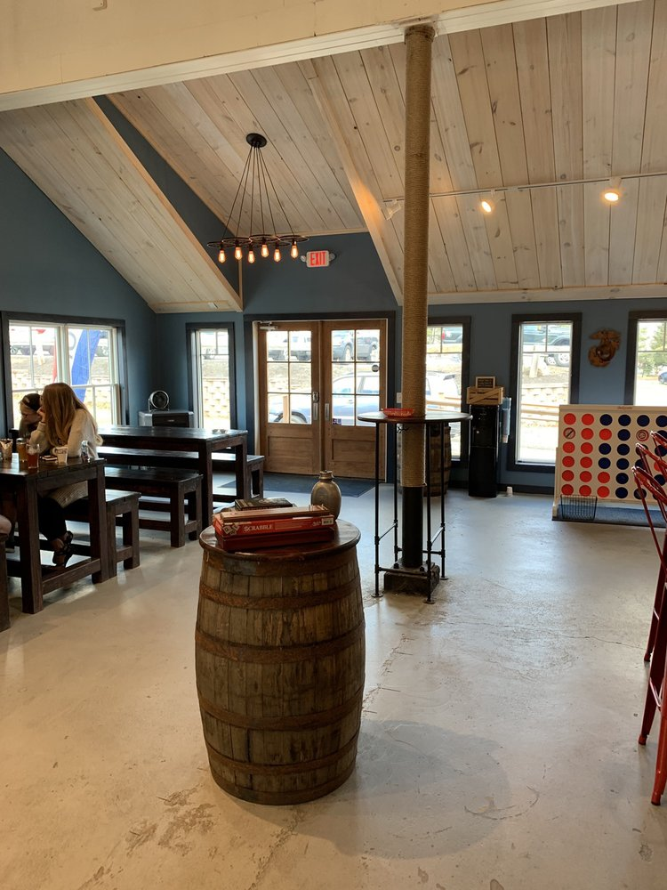 Stars & Stripes Brewing Company: 8 Varney Rd, Freeport, ME