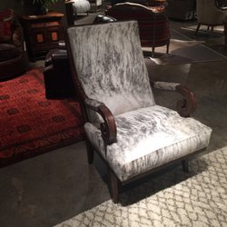 Photo Of Bill Cox Furniture   Knoxville, TN, United States. Hair On Hide