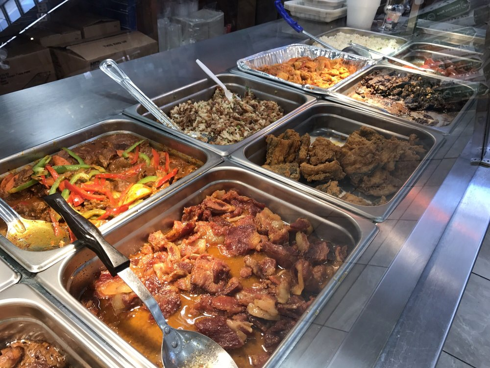 Steamtable Cafeteria Filipino Food That Takes Turoturo To - Cafeteria steam table