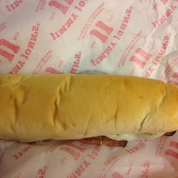Photo Of Jimmy John S Schaumburg Il United States Ordered Cut In Half