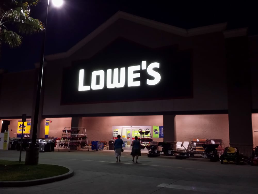 Lowe's Home Improvement: 1700 Blanding Blvd, Middleburg, FL