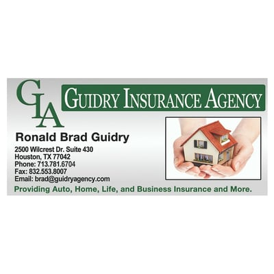 Guidry insurance agency demander un devis assurance for Assurance auto et maison