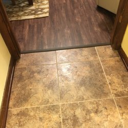 Lovely Z Bar Carpet to Tile