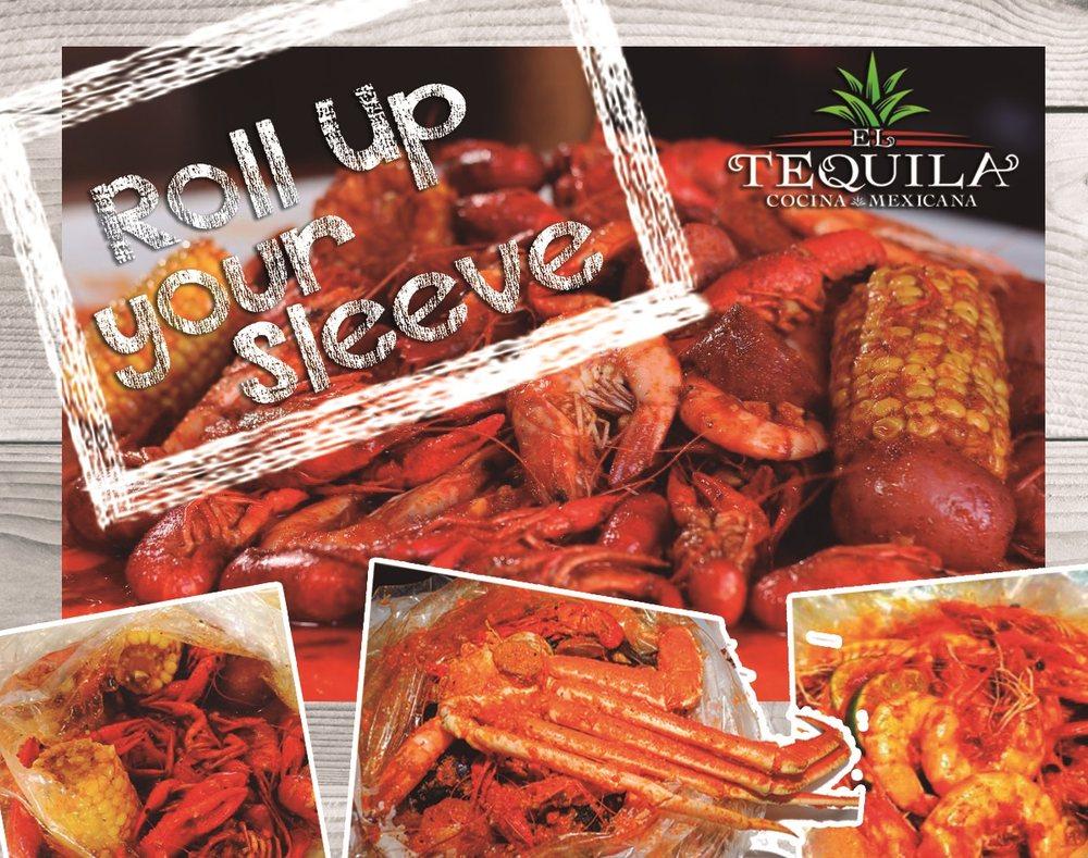 El Tequila Cocina Mexicana: 12500 E 86th St N, Owasso, OK