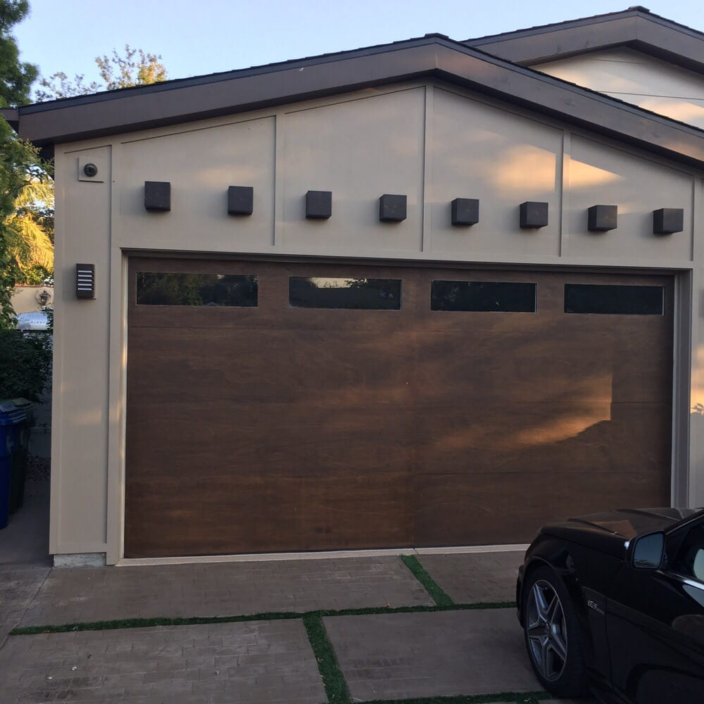 Another happy contractor at valley village flush panel for Garage door repair rancho cucamonga ca
