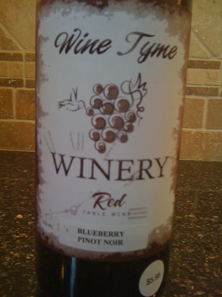 Wine Tyme Winery: 4932 E 2nd St, Superior, WI
