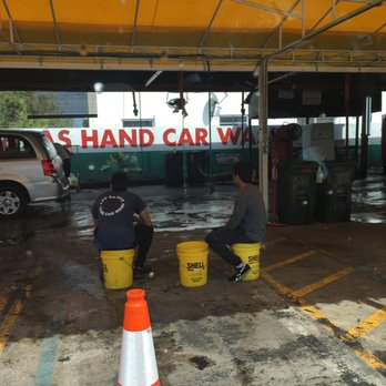 Car Wash Las Brisas