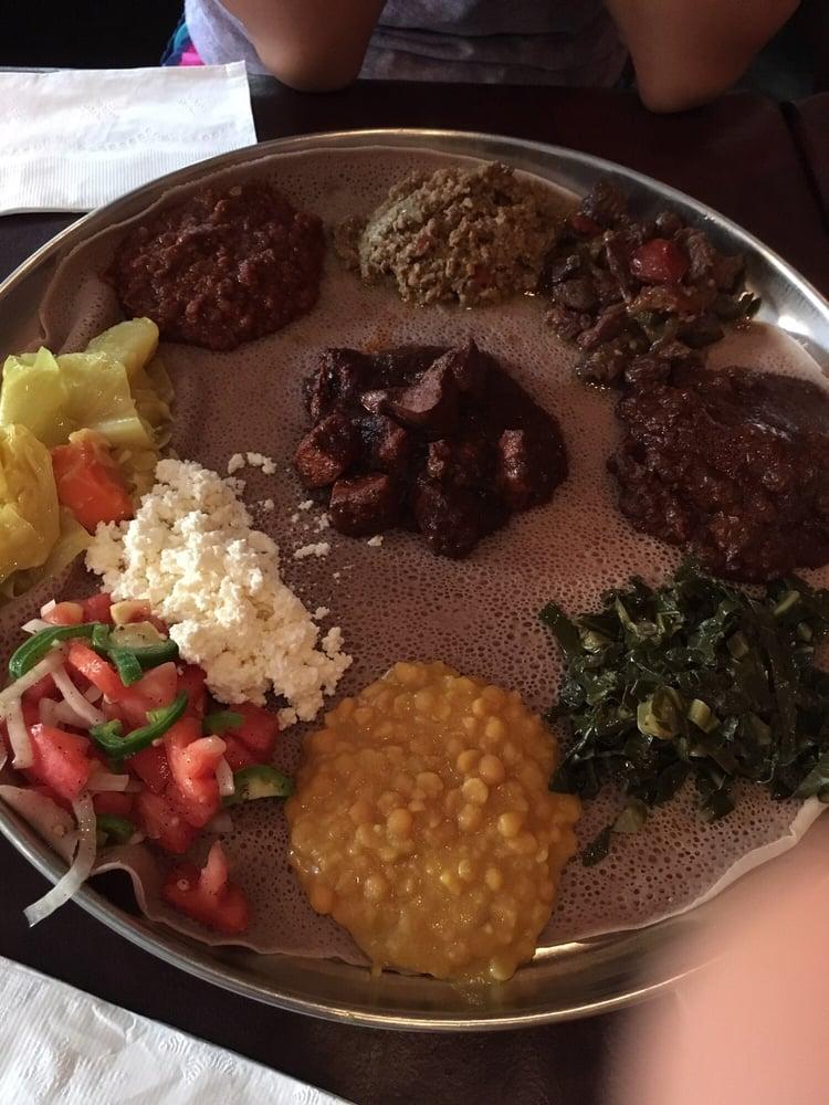 Ethiopian Restaurant Baltimore City