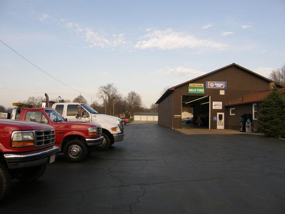 Ruegg Brothers Automotive: 8553 Waynesburg Dr SE, Waynesburg, OH