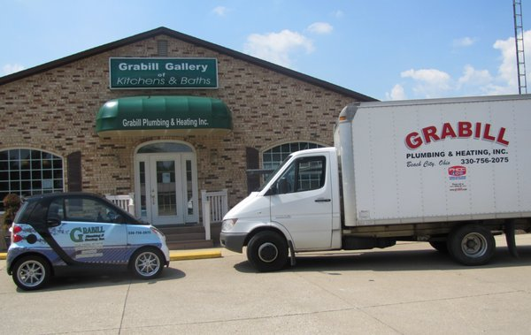 Grabill Plumbing Heating 10235 Manchester Ave Sw Beach City Oh Plumbers Mapquest
