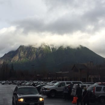 Delightful Photo Of North Bend Premium Outlets   North Bend, WA, United States.  Mountain