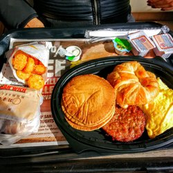Photo Of Burger King Annapolis Md United States Ultimate Breakfast And Sausage