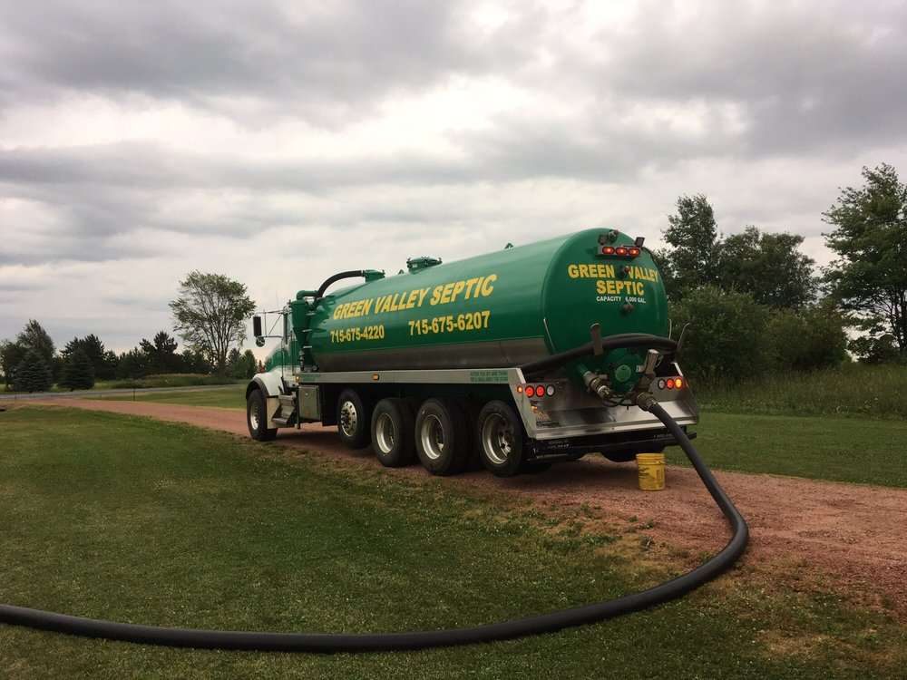 Green Valley Septic: Wausau, WI