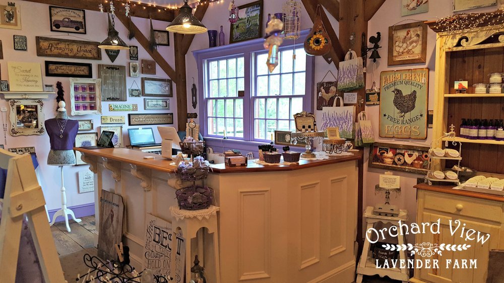 Orchard View Lavender Farm: 101 Karrsville Rd, Port Murray, NJ