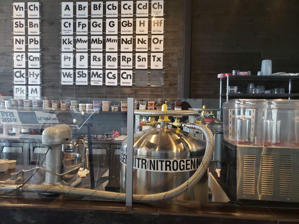 N7 Nitrogen Ice Cream: 6526 Middle Rd, Bettendorf, IA