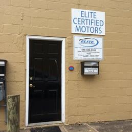 Elite Certified Motors Ferm Concessionnaire Auto 71