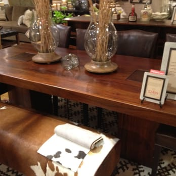 Photo Of Arhaus Troy, MI, United States. Our New Dining Table Is